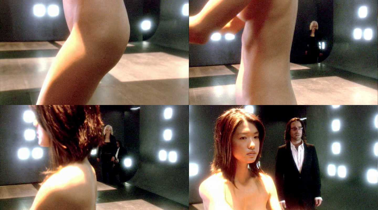 Nude grace park hot