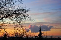 Eine dicke Wolke...