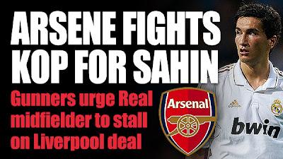 Arsenal, Barcelona y Madrid negocian entre sí