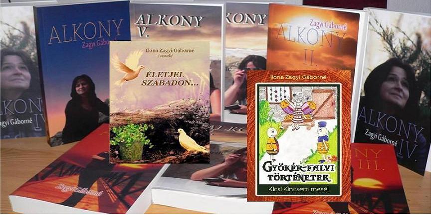 Alkony verseim / Zagyi G. Ilona
