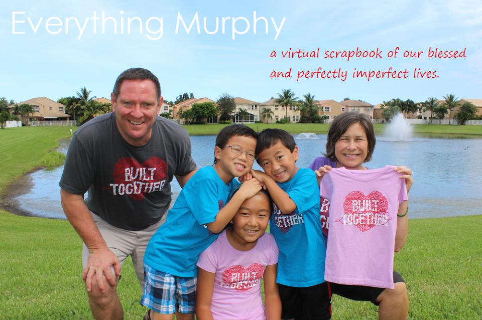 Everything Murphy...