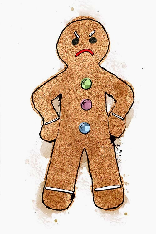 gingerbread man, tantrums, parenting, mother diaries, parenting toddlers, toddlers, terrible twos, terrible threes, why printing shouldn't be easy