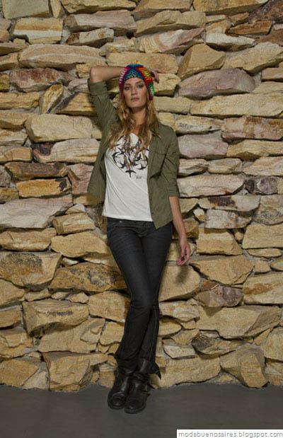 Vov Jeans Moda otoño invierno 2012. Ropa de moda mujer 2012.