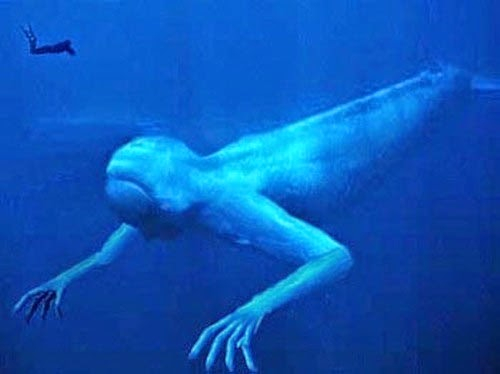 Gigantes humanoides como formas de vida