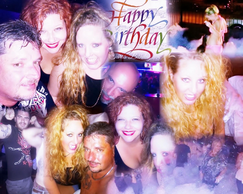 My Birthday Collage