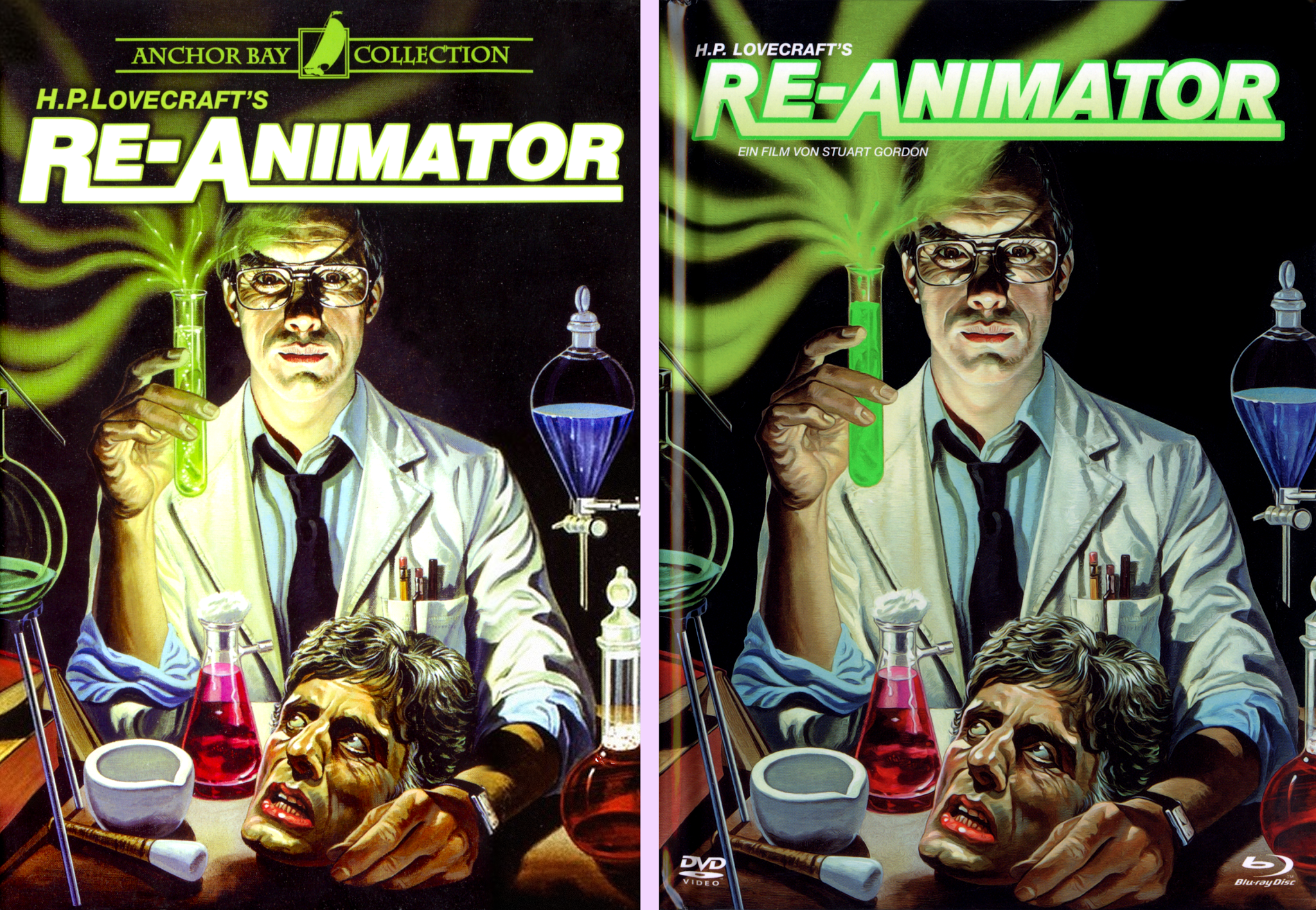 3 Re-Animator HD Wallpapers | Background Images