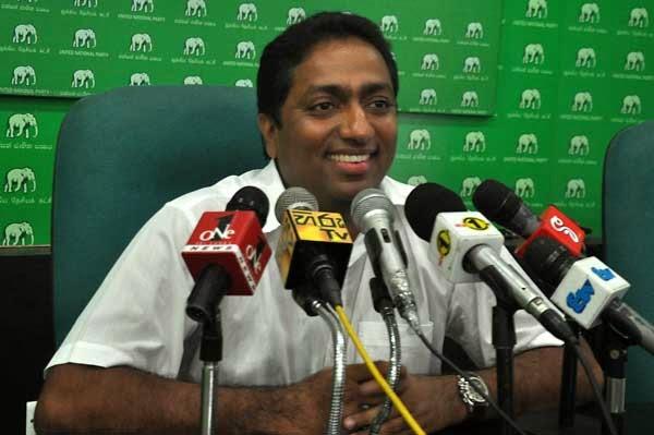 Akila Viraj Kariyawasam Sri Lanka Education Minister