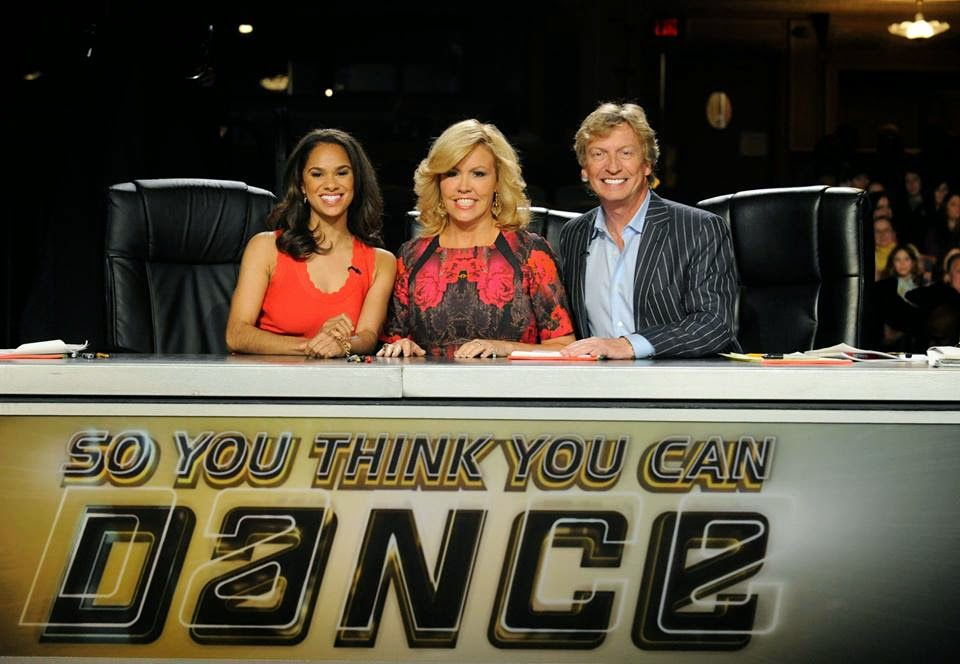 Recap/review of So You Think You Can Dance Season 11 - Los Angeles and Philadelphia Auditions by freshfromthe.com