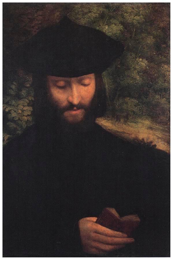 Antonio da Correggio. 1517-1523