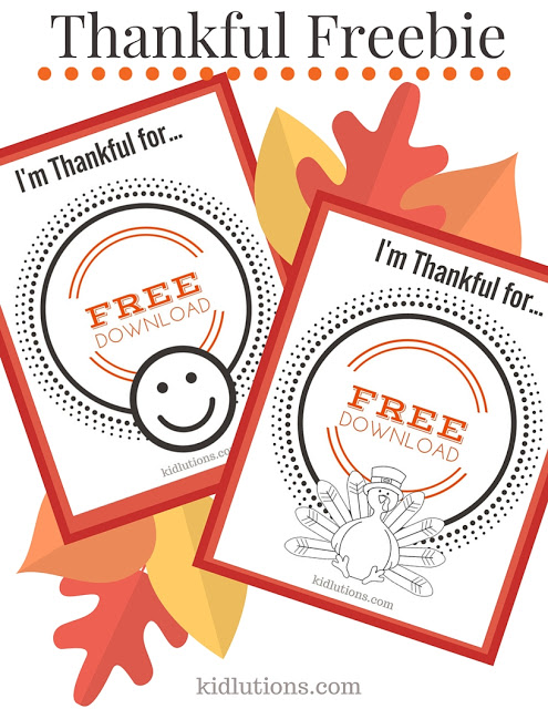 Thankful Freebies