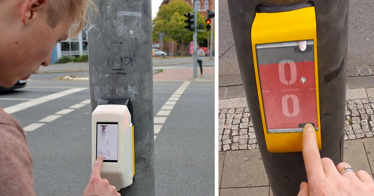 Germans Have The Best Traffic Lights Ever. Why Can't We Do This?