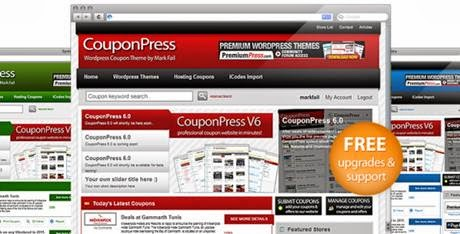 PremiumPress CouponPress v7.1.4 -bwtemplate blogs