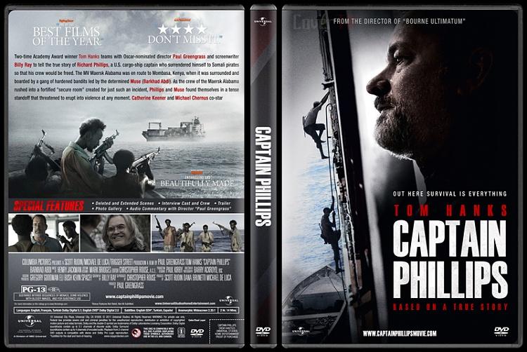 Kaptan Philips dvd