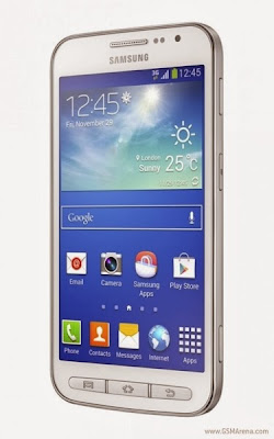 Samsung Galaxy Core Advance with physical button again