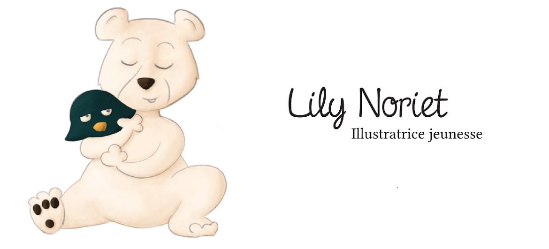 Lily Noriet illustratrice