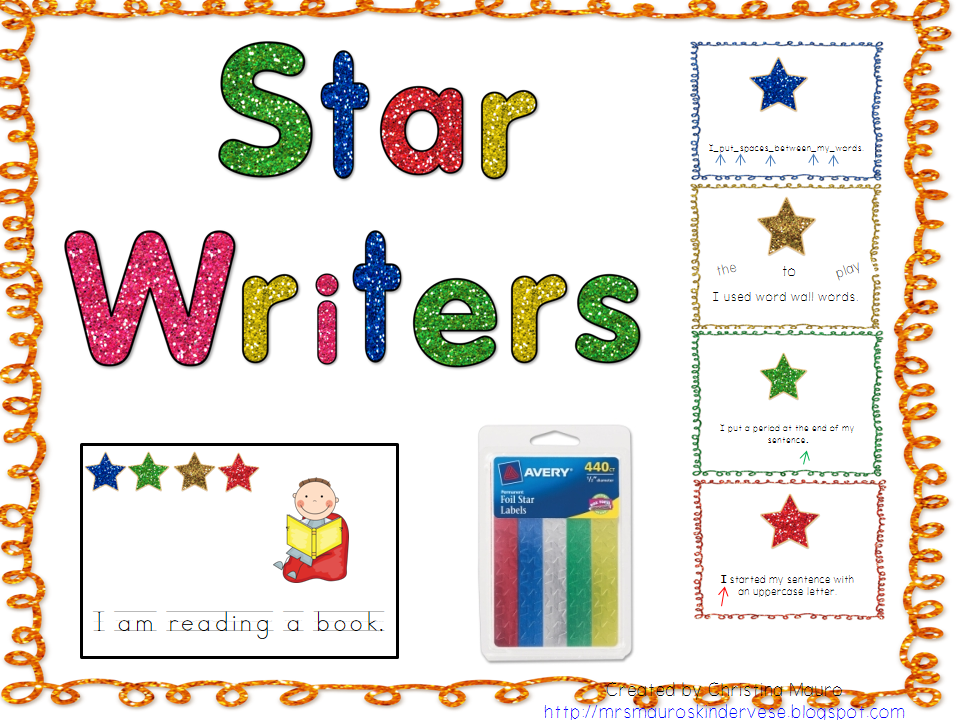 http://www.teacherspayteachers.com/Product/Star-Writers-704748