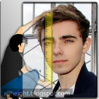 Nathan Sykes Height - How Tall