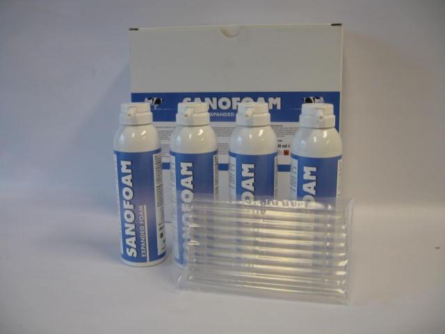 Sanofoam (Obat berteknologi Ozon)