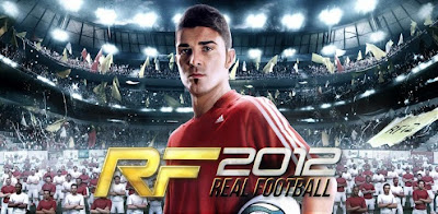 Real Football 2012 apk | Game Sepak Bola untuk Android