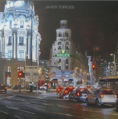 Paisajes Madrilenos La Gran Via