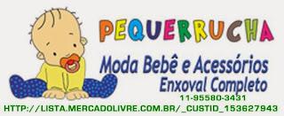Loja Pequerrucha - Moda Bebê