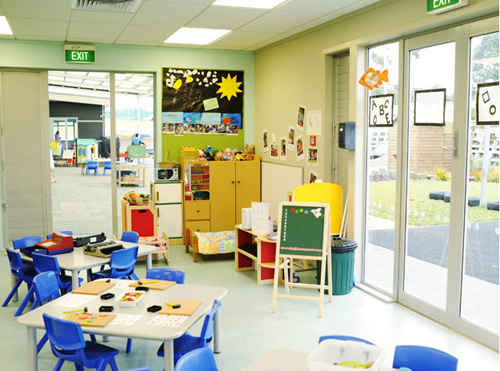 Classroom Design Early Childhood : Aec architecture of early childhood what the new