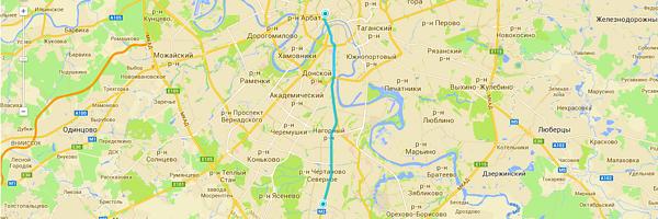 17 км | Записки Бегущего по городу