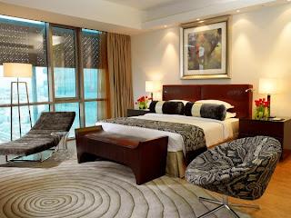 BurJuman Arjaan Rotana offers one, three and four bedroom suites
