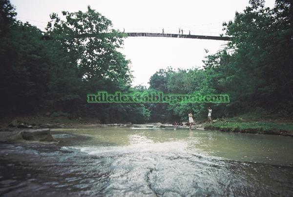 jembatan gantung patuk