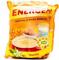 Harga Energen Sereal dan Susu Terbaru bulan Ini