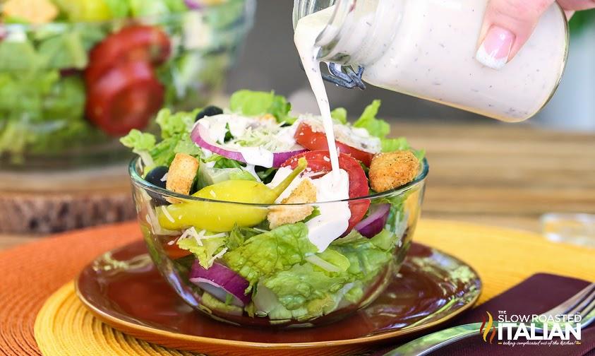 Olive Garden Copycat Salad Dressing