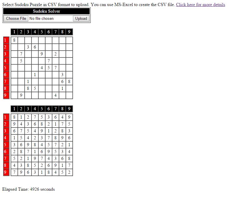 sudoku solver php script boredom creek