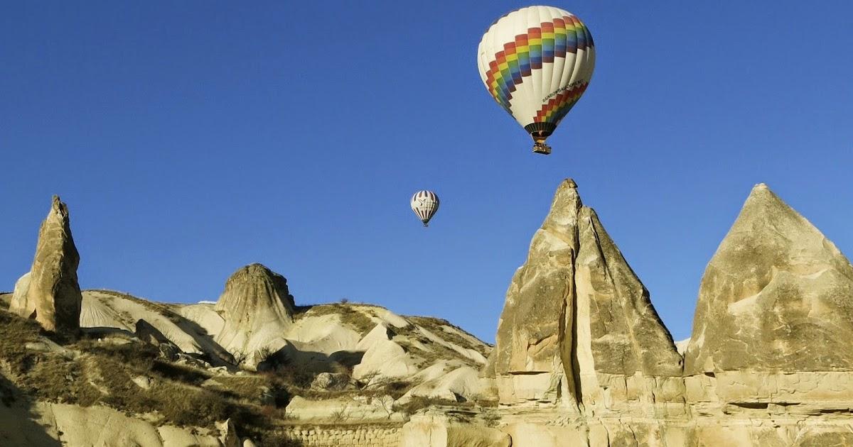 VOANDO NA CAPADÓCIA | Viajar pelo Mundo!
