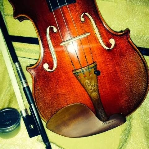 My Violin - Noelle