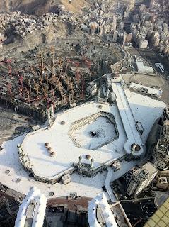 Suasana Terkini di Masjidil Haram