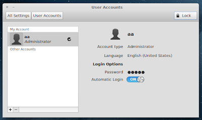 Pear Linux autologin