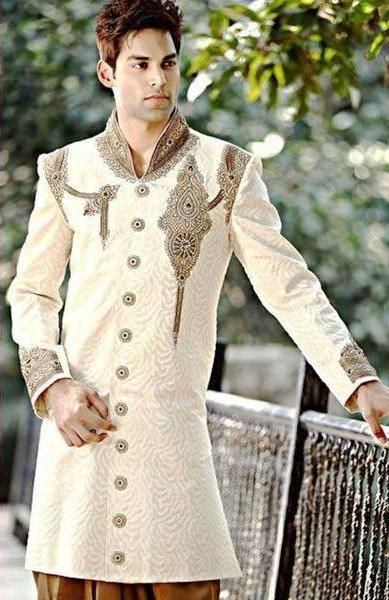 Entertainment News Indian Groom Wedding Mens Wear Collection 2013