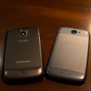 HTC One S vs. Galaxy Nexus