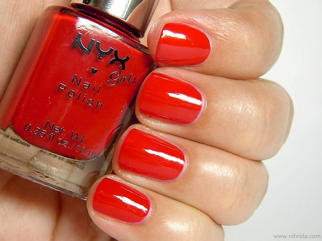 NYX Girls Nail Polish in One Night Stand