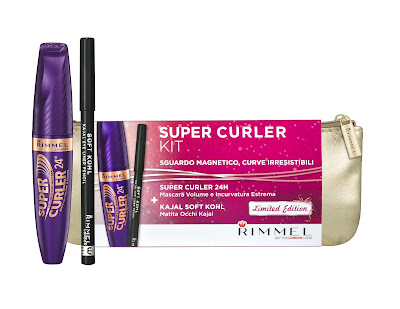 Rimmel Christmas Collection 2015 kit occhi