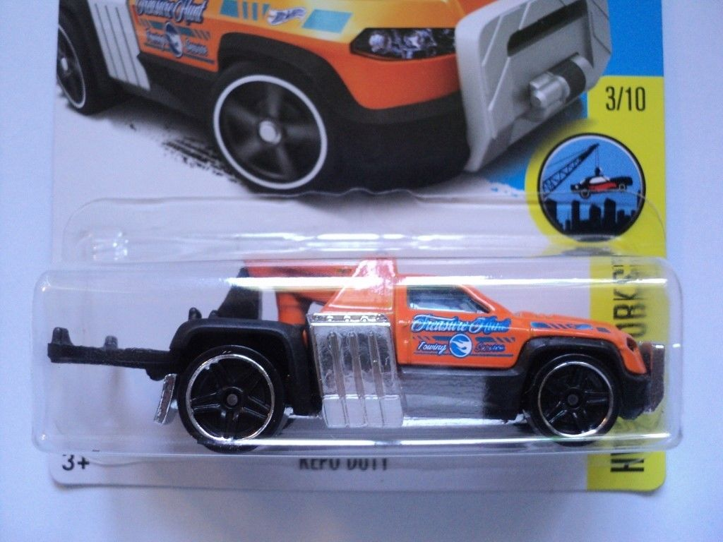 hot wheels repo duty 2016