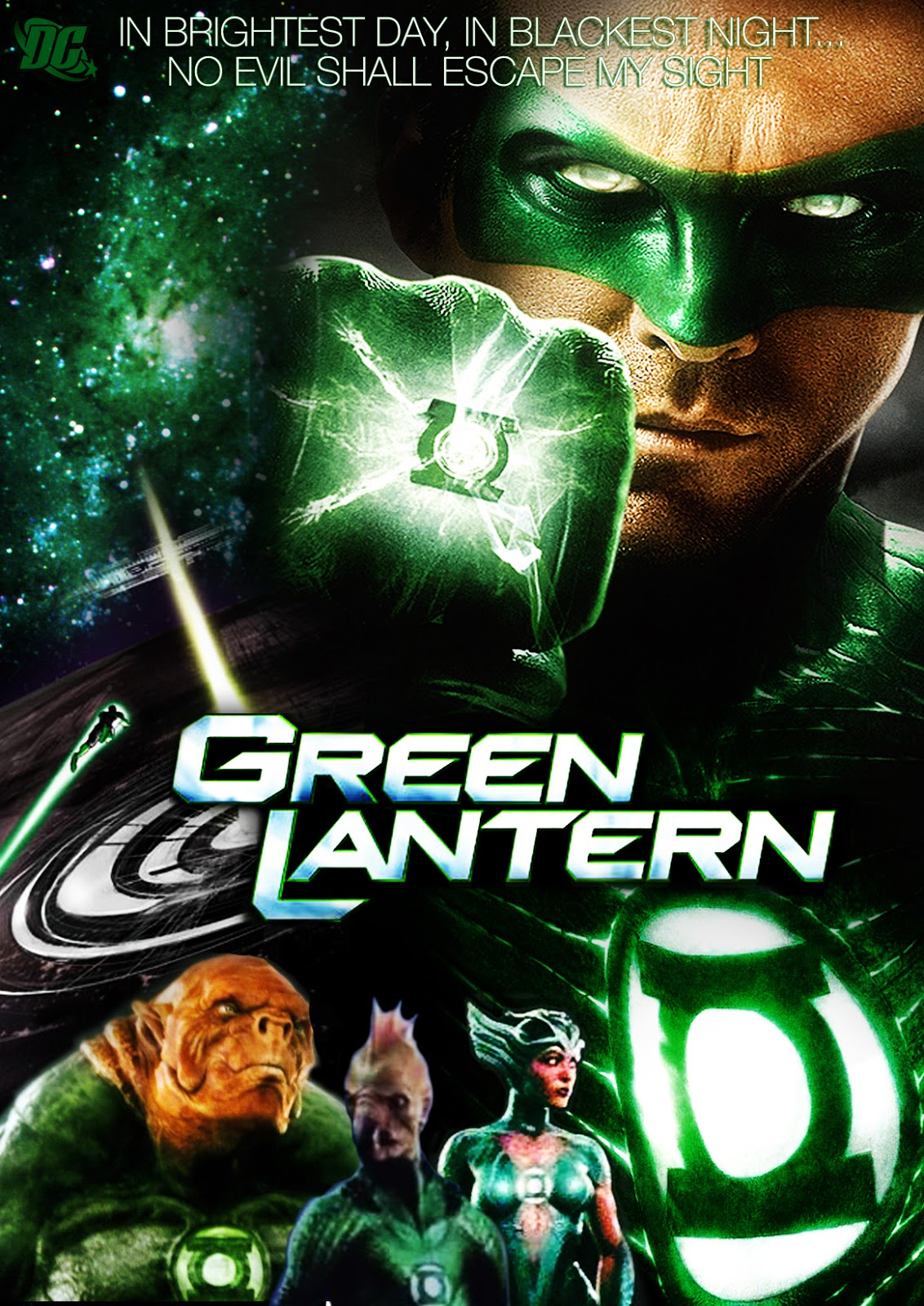 best green lantern wallpaper: green lantern (2011) [dvdrip][hindi