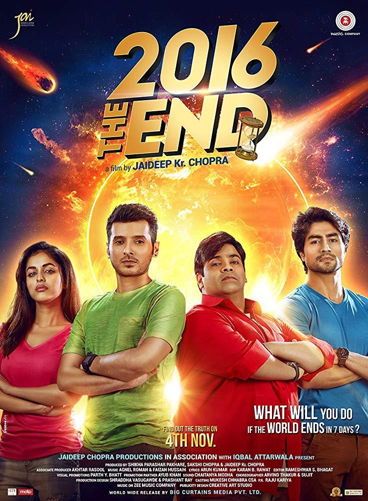 2016 The End (2017) Hindi 400MB HDRip 480p x264