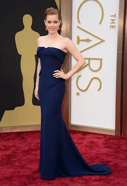 Amy Adams by Gucci. Premios Oscar 2014