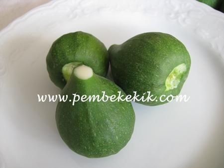 ham yeşil incir