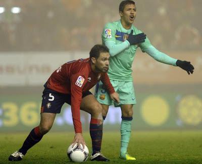 Osasuna 1 - 2 Barcelona (3)