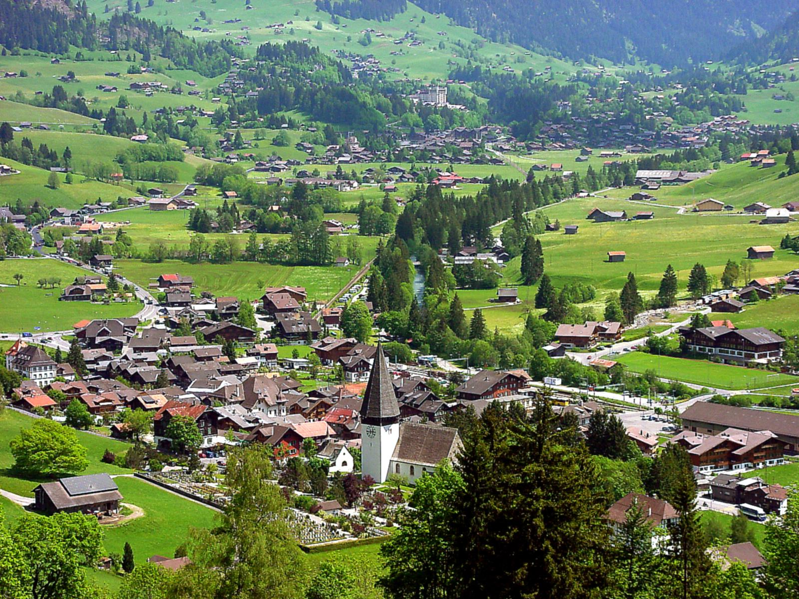 Gstaad Switzerland  City new picture : TOP WORLD TRAVEL DESTINATIONS: Gstaad, Switzerland