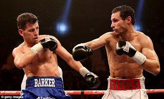 Daniel Geale vs Darren Barker