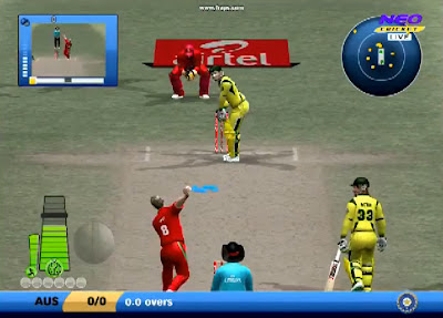EA Sports Cricket 2012-13 Patch