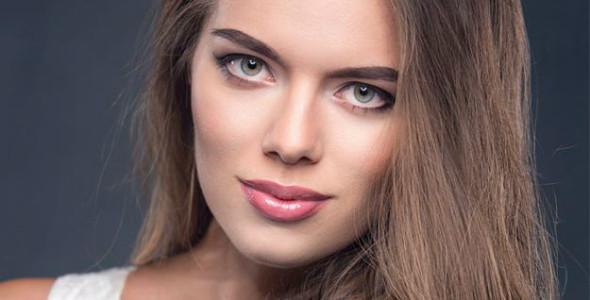 Miss Ukraine Supranational 2013 winner Kateryna Sandulova
